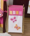Butterfly Pink & Orange Hamper