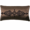 Modern Living Pearce Embroidered Satin Pillow