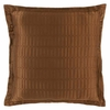 Modern Living Pearce Quilted Satin Pillow