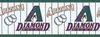 Arizona Diamondbacks Wall Border