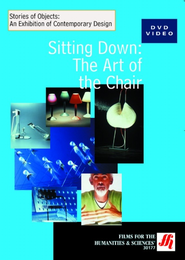 Sitting Down: The Art of the Chair Video(VHS/DVD)