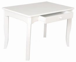 KIDKRAFT Brighton Table  - White - Click to enlarge