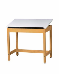 Art/Drafting Table - 36x24x30 (Quick Ship)