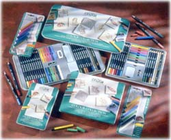 W&N Derwent COLOR pencils 12CLR Studio