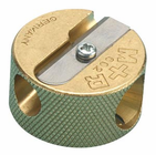 Alvin Sharpner Brass 2 Hole  12/Box
