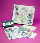 SCHEEWE DELUXE ACRYLIC SET WITH DVD