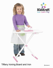 KIDKRAFT Tiffany Ironing Board Set