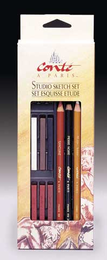 Cont� Studio Sketch Set