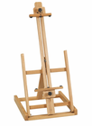 Bob Ross Wooden Table top Easel