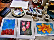 For the Beginning Painter: Choosing Oils as Your Medium