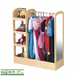 GUIDECRAFT See and Store Dress Up Center - Click to enlarge
