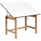 Alvin Titan Wood Table 37.5X60X30