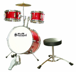 Schoenhut Drums - 5�Piece�Drum�Set