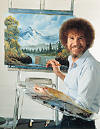 Bob Ross Get Started DVD Video