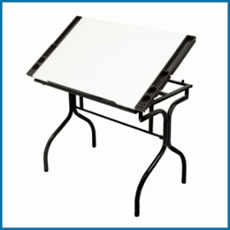 Studio Designs Folding Craft Station - Click to enlarge