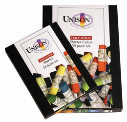 Unison Pastels Half Stick Starter Sets - Click to enlarge