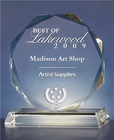 Madison Art Shop Receives 2009 Best of Lakewood Award (USCA)