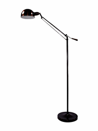 Verilux Brookfield Deluxe Natural Spectrum Floor Lamp - Click to enlarge