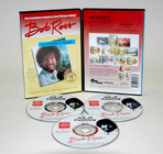 ROSS DVD JOY OF PAINTING SERIES 8. FEATURING 13 SHOWS