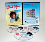 ROSS DVD JOY OF PAINTING SERIES 9. FEATURING 13 SHOWS