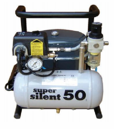 Silentaire Super Silent 50-TC Ultra-Quiet Compressor