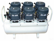 Silentaire Val-Air 300-100 AL Ultra-Quiet Compressor