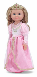 "Melissa & Doug Celeste - 14"" Princess Doll"