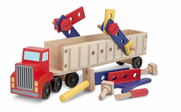 Melissa & Doug Big Rig Building Set - Click to enlarge