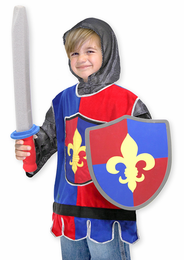 Melissa & Doug Knight Role Play Costume Set - Click to enlarge