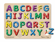 Melissa & Doug Spanish Alphabet Sound Puzzle