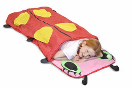 Melissa & Doug Mollie Sleeping Bag