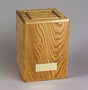 Oakley Wood Cremation Urn