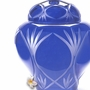 Angel's Wings Lead Crystal Medium Cremation Urn