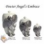Angel's Embrace Keepsake Cremation Urn