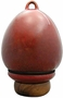 Red Oxide Egg Scattering Ceramic Birdhouse Cremation Urn