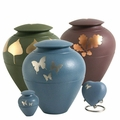 Nature Brass Cremation Urn Series