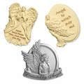 Serene Angel Keepsake Visor Clips