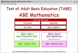 ABE-Adult Basic Education-Math