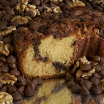 My Grandma's Chocolate Chip Coffee Cake