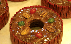 Assumption Abbey Fruit Cake - Slightly Damaged