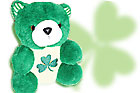 St. Patrick's Day  Good Luck Bears