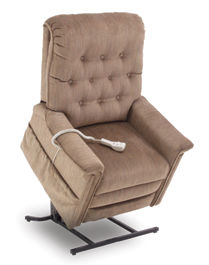 Lift Out Chair, Heritage Collection by Pride, 2 Way Recliner