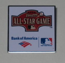 2004 All-Star Game Lapel Pin