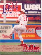 1994 Reading Phillies Yearbook