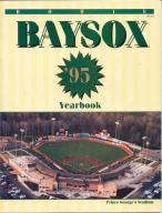 1995 Bowie Baysox Yearbook
