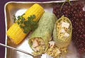Chicken and Rice Wrap