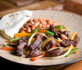 Chef LaLa's Steak Fajitas