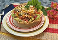 Quick and Crunchy Taco Salad