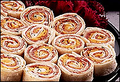 Salami and Cheese Pinwheels