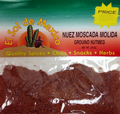Ground Nutmeg - Nuez Moscada Molida by El Sol de Mexico